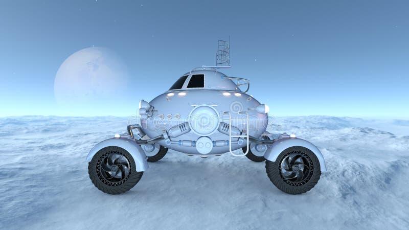 Download 空间流浪者 库存例证. 插画 包括有 通信工具, 天堂般, 科学, 天空, 技术, 行星, 星形, 汽车 - 59106947