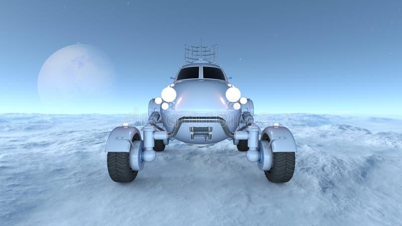 Download 空间流浪者 库存例证. 插画 包括有 天空, 科学, 根据, 探险, 通信工具, 行星, 汽车, 天堂般 - 59106950
