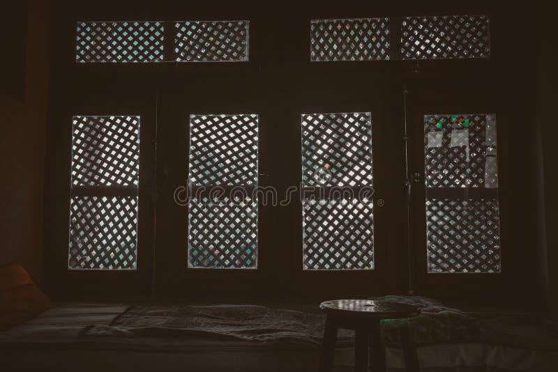 窗口,窗口,光,阴影,休息,椅子,家,内部,艺术,床,居住 库存照片