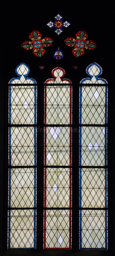 窗格视窗 免版税库存照片