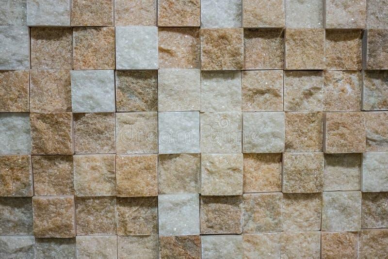 立方体,容量纹理 库存照片