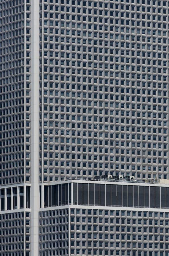 建立Windows的纽约城 免版税库存图片