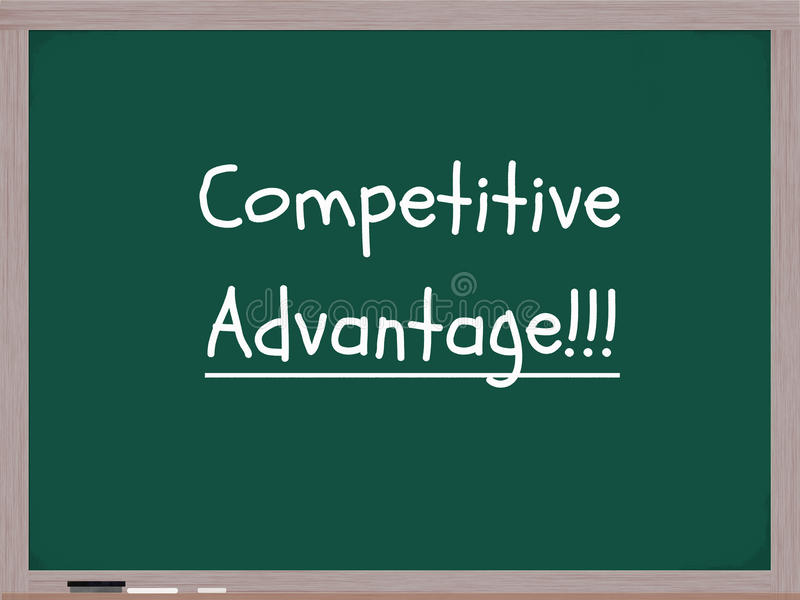 Download 竞争好处的黑板 库存例证. 插画 包括有 橡皮擦, 投反对票, 的biscayne, 竞争, 会议室, 概念 - 22353445