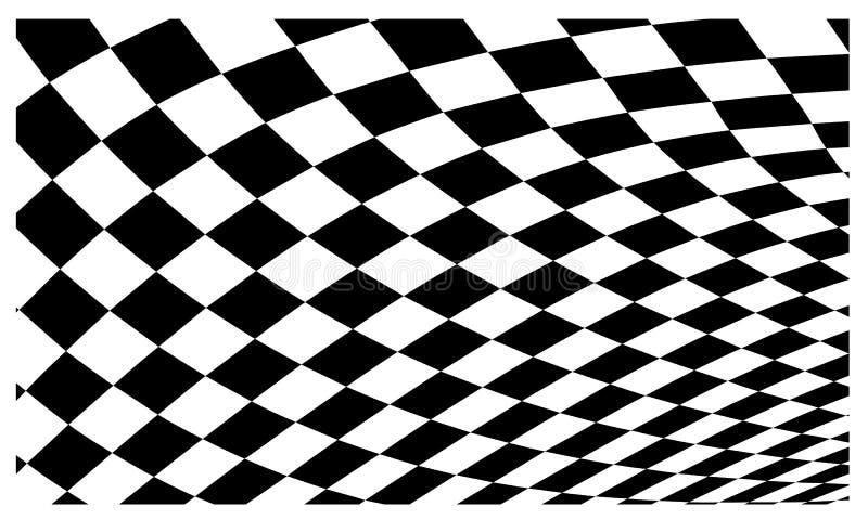 竞赛标志设计背景矢量模板图示 免版税图库摄影