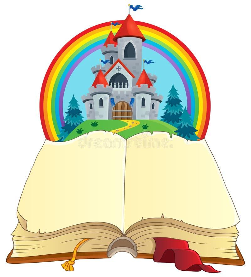 童话书题材图象2 库存例证