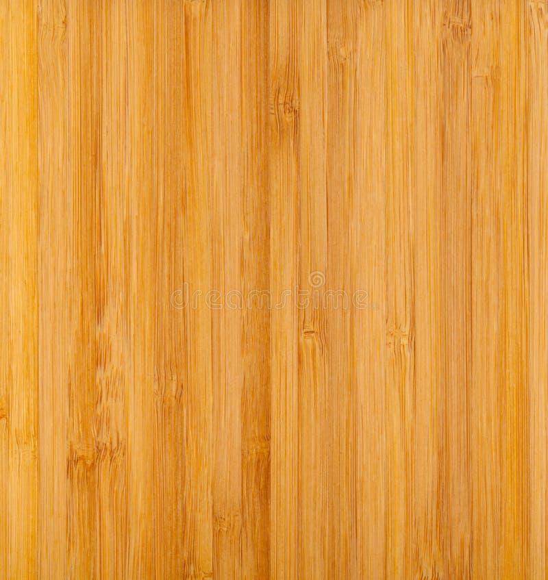 竹子层压制品的地板纹理 库存照片