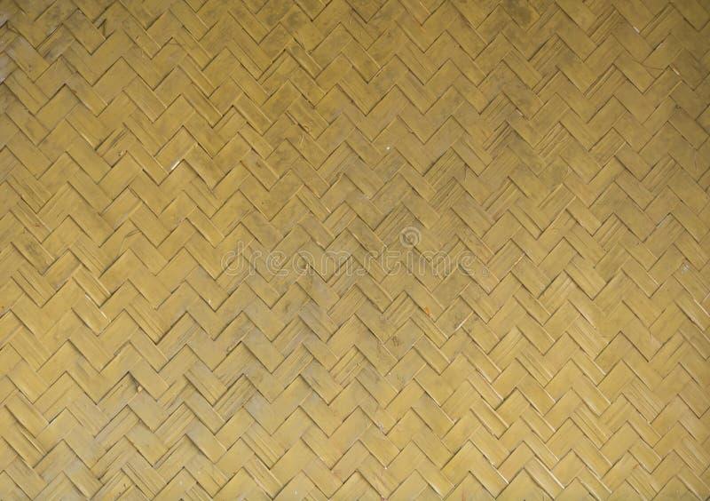 竹子wattled纹理 向量例证