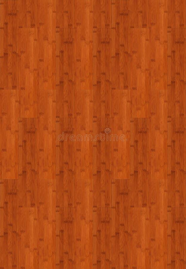 竹无缝的纹理 免版税库存图片