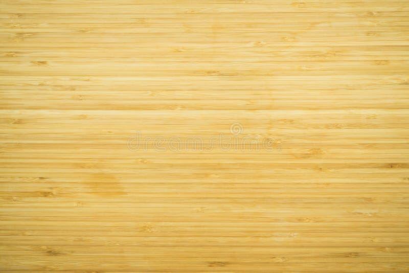 竹纹理顶视图 免版税库存照片