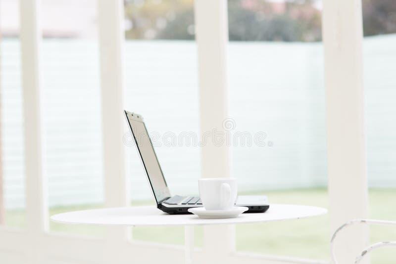 笔记本计算机  免版税图库摄影