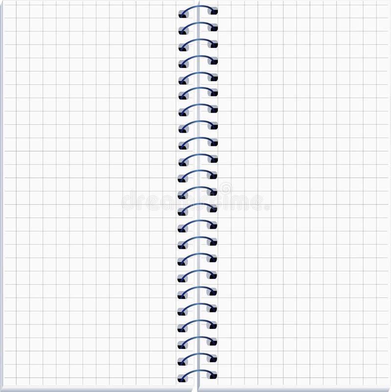 笔记本 向量例证