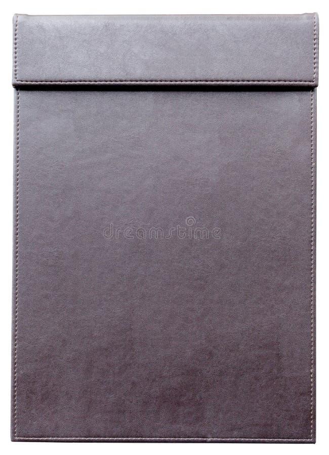 笔记薄的空的剪贴板备忘录的 免版税库存图片
