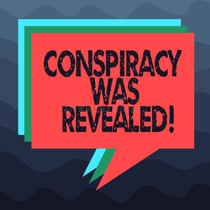 笔记陈列阴谋显露了写 陈列活动秘密地计划的企业照片是被解开的堆  库存例证
