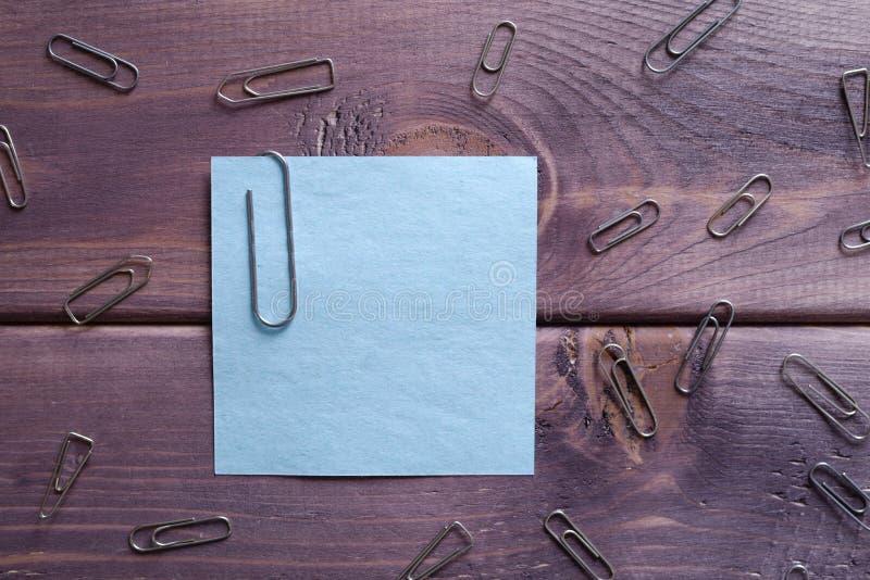 笔记,备忘录,备忘录 免版税图库摄影