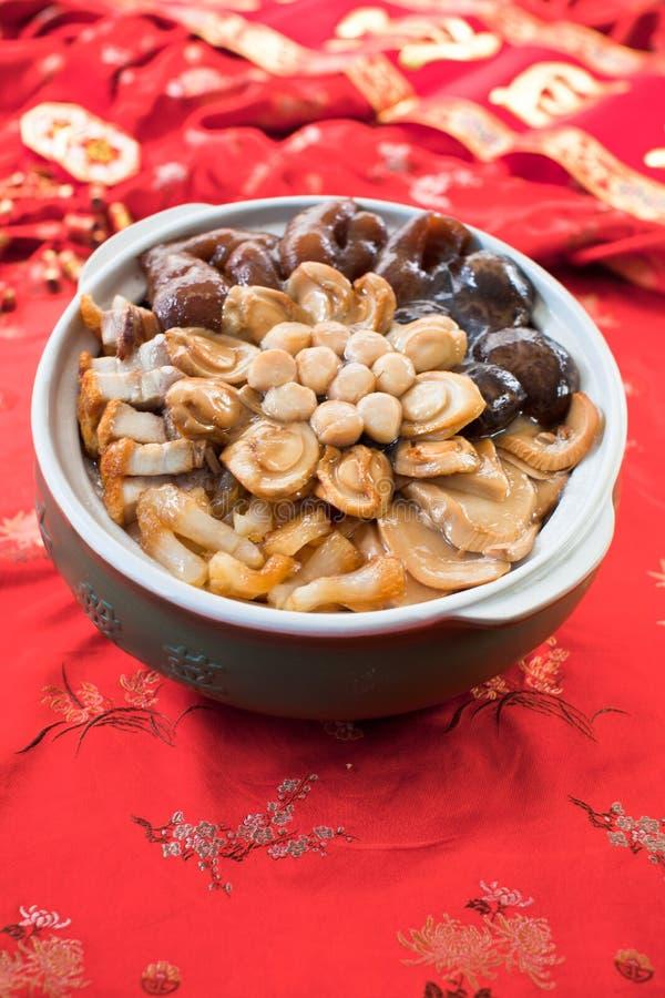 笔Cai, Poon崔,笔柴,彭Cai,大碗宴餐 库存照片