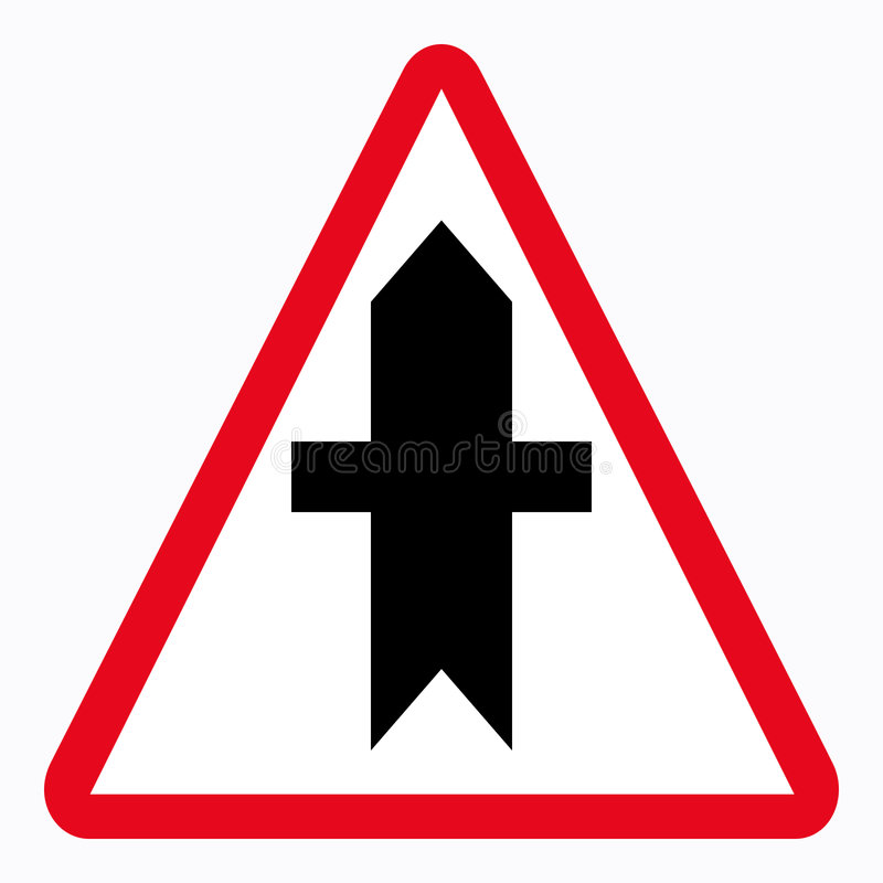 Download 符号业务量 库存例证. 插画 包括有 运输, 优先级, 例证, 图象, 三角, 交叉路, 警告, 交叉点, 说明 - 64203