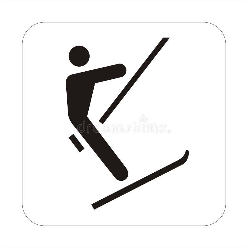 符号体育运动 皇族释放例证