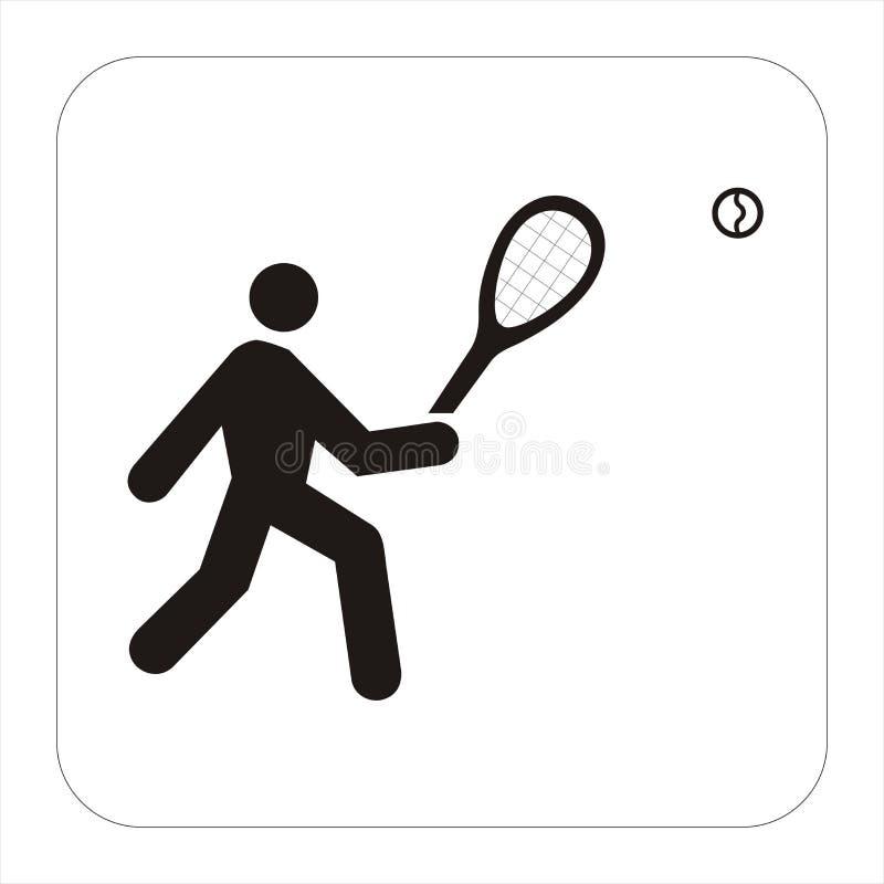 符号体育运动 向量例证