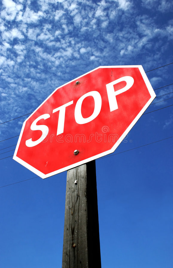 Download 符号终止 库存图片. 图片 包括有 驱动器, 天空, 过帐, 符号, 蓝色, 终止, 止步不前, 严格, 云彩 - 185391