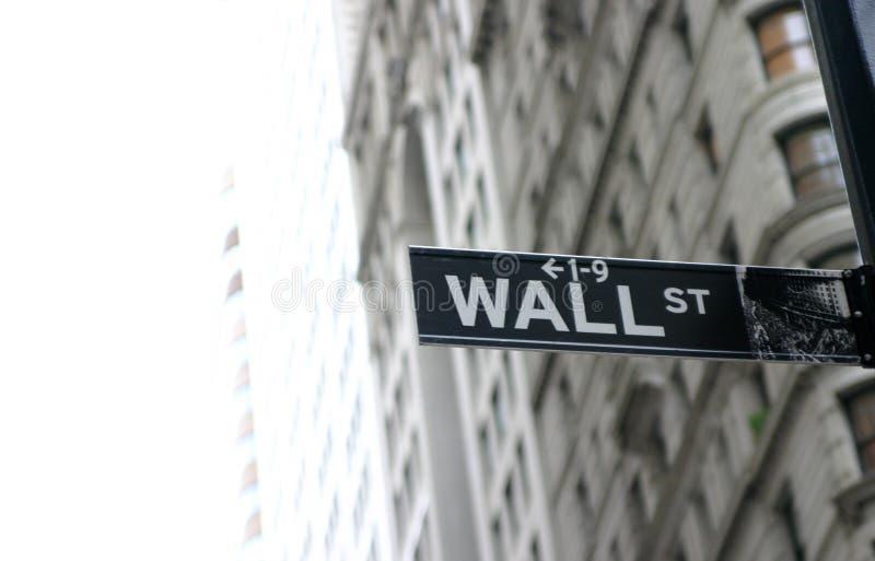 符号街道墙壁 免版税图库摄影