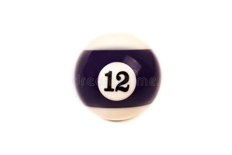 第十二水池球 库存照片