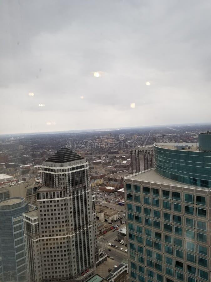 第39个楼视图 库存图片