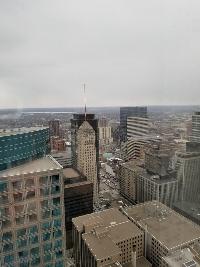 第39个楼视图 库存照片
