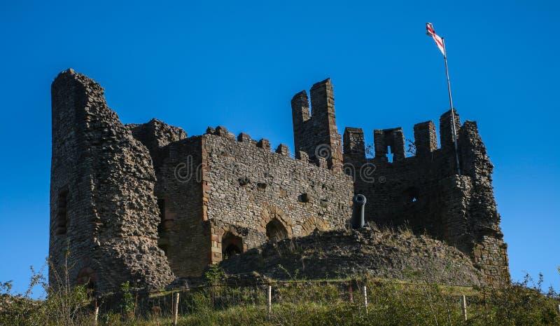 第8城堡世纪dudley英语 免版税库存照片