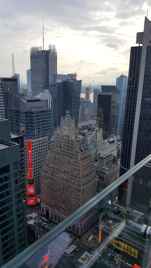 第52楼 免版税库存照片