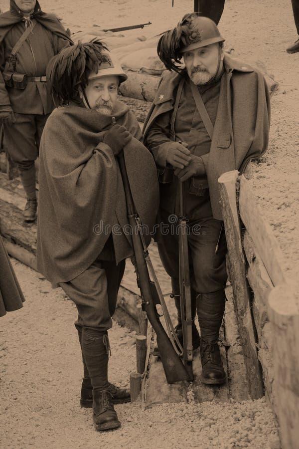 第1次世界大战 免版税库存照片