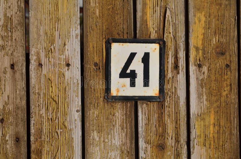 第41 图库摄影