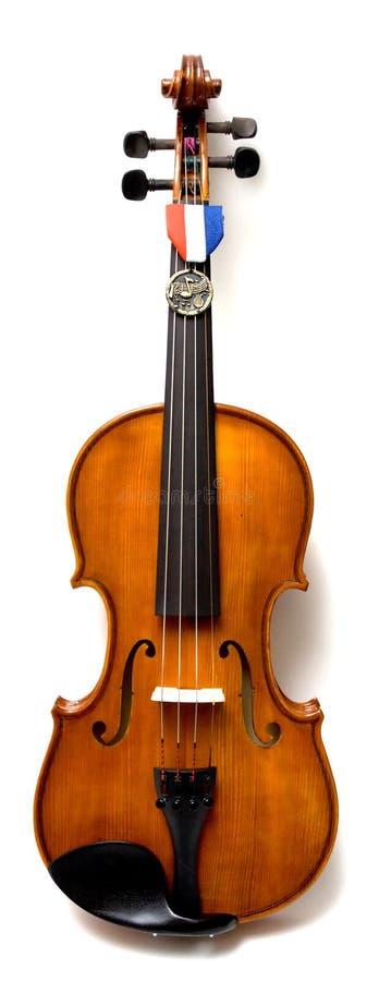第1小提琴手 免版税图库摄影