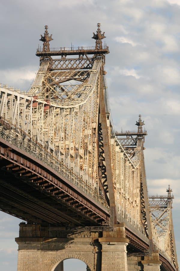 第59条桥梁街道 库存照片