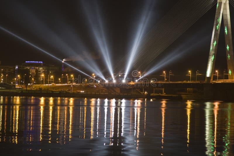 第90拉脱维亚里加 免版税图库摄影