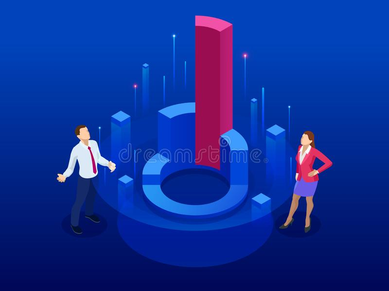 等量企业销售成长,审计管理,经济战略概念 成长曲线图stats,大销售,出卖 库存例证