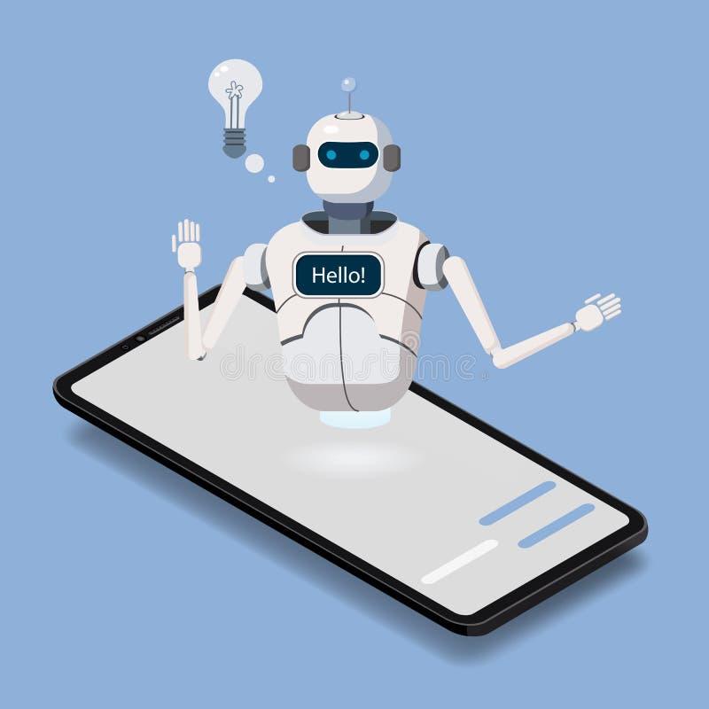等量科学闲谈马胃蝇蛆,智能手机概念 人工智能,知识专门技术智力学会 网 皇族释放例证