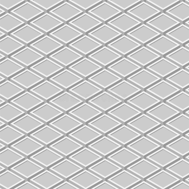 等量立方体背景 皇族释放例证