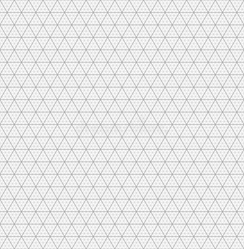 等量线无缝的栅格和样式 向量例证