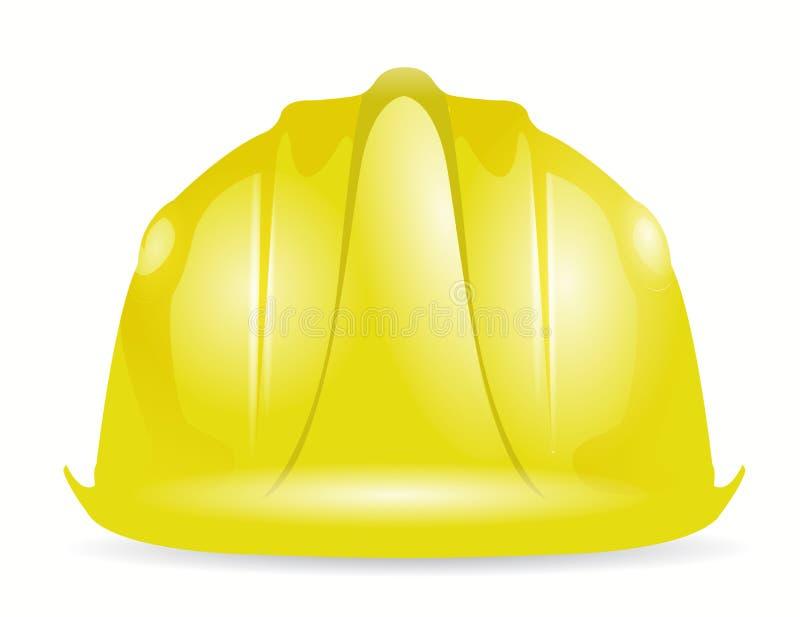 建筑盔甲例证 向量例证