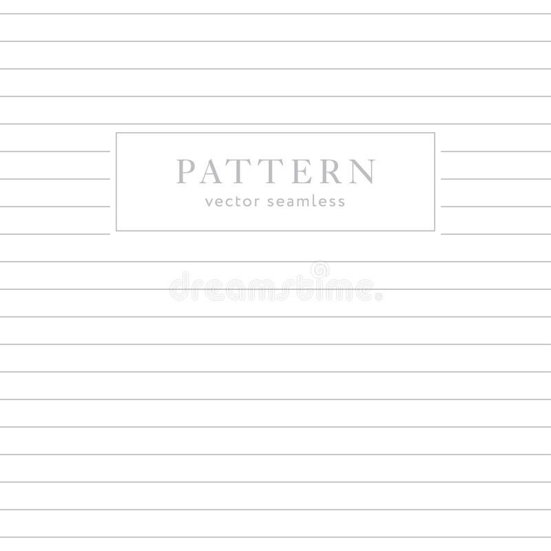 简单的几何无缝的样式 免版税库存图片