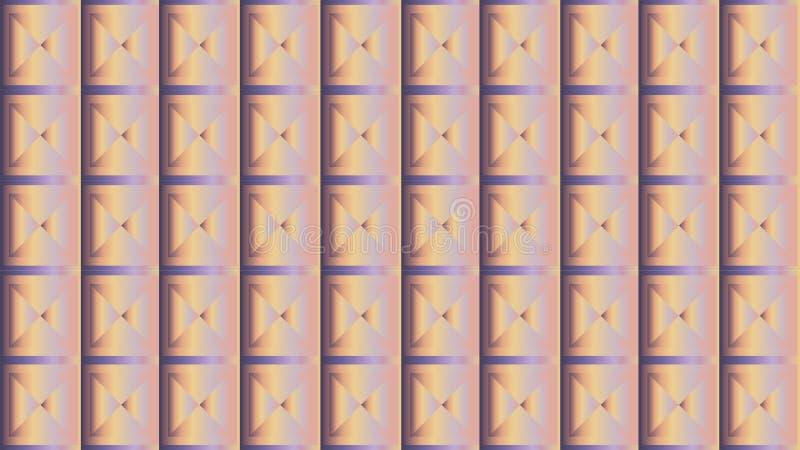 简单的几何背景 库存照片