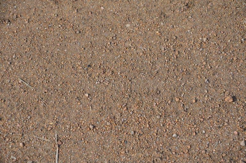 简单的地面纹理 免版税库存图片