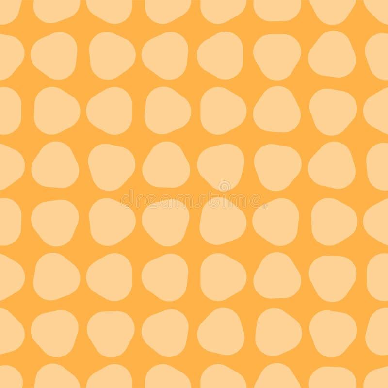 简单的无缝的几何样式,导航装饰背景,明亮的三角纹理 皇族释放例证
