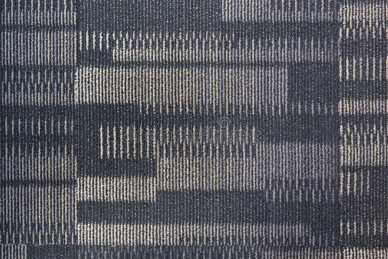简单的深灰地毯 库存照片