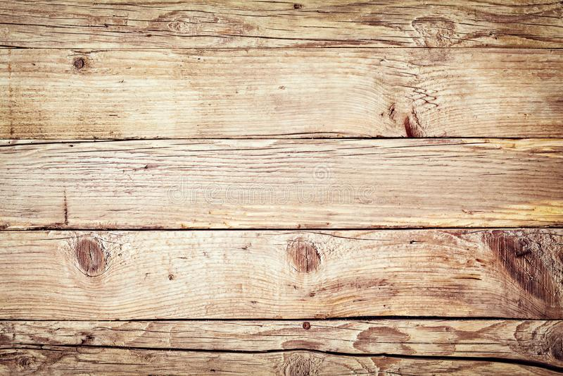 简单的自然木盘区背景纹理 免版税图库摄影