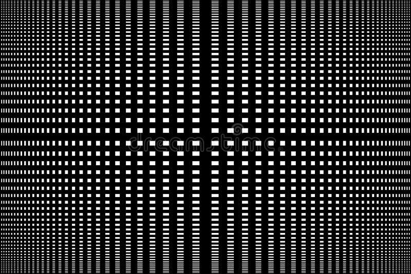 简单的镶边背景 向量例证