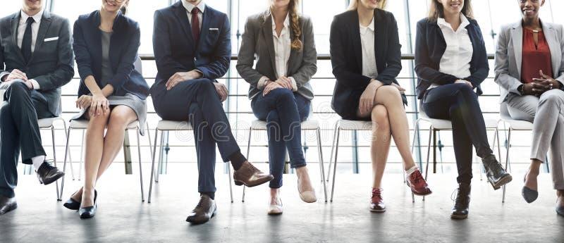 管理事业成就机会概念 库存图片
