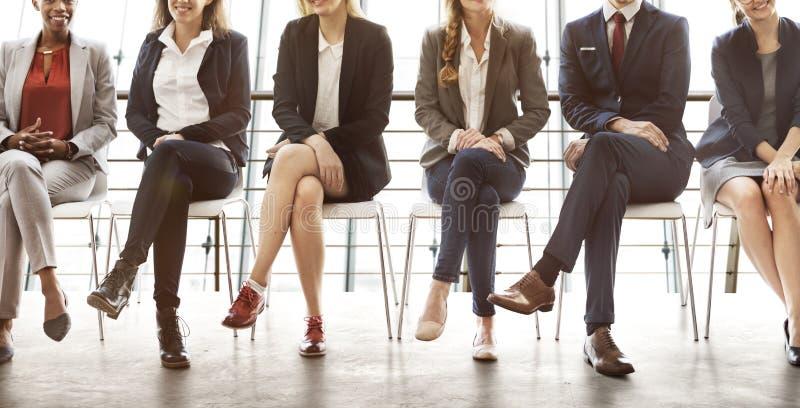 管理事业成就机会概念 图库摄影
