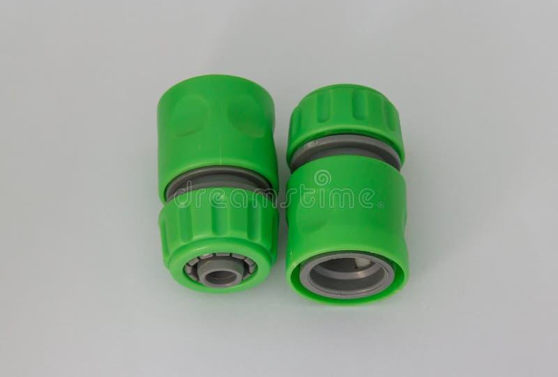 水水管连接器 免版税库存图片