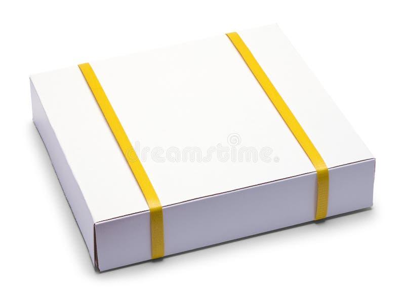 箱子平的皮带 免版税图库摄影